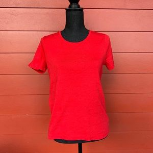 White Stag Plain Red Tee